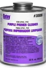 Oatey Oatey - Purple PVC Primer Cleaner 16 oz