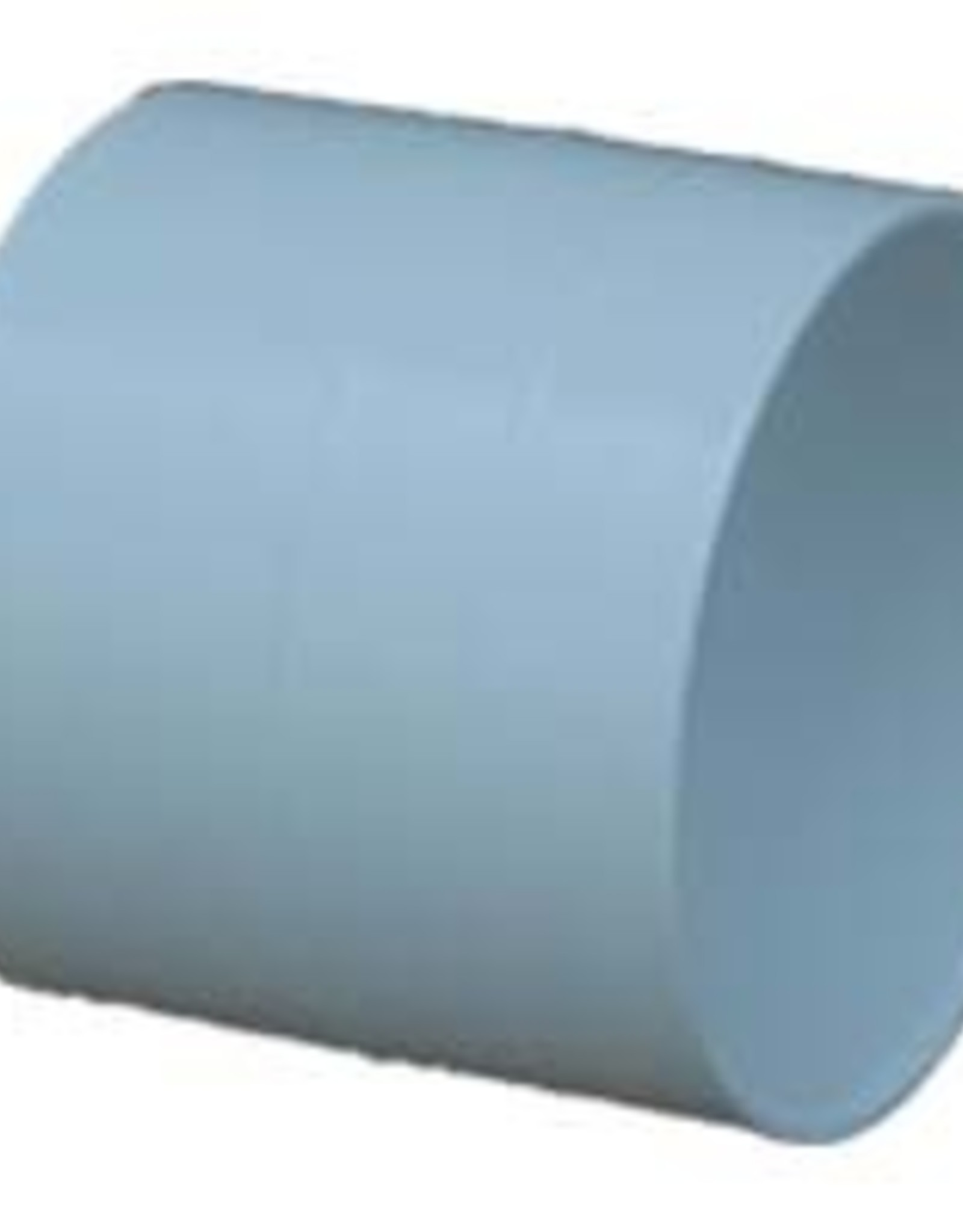 "Genova Products PVC 4"" SDR 35 DWV Coupling"