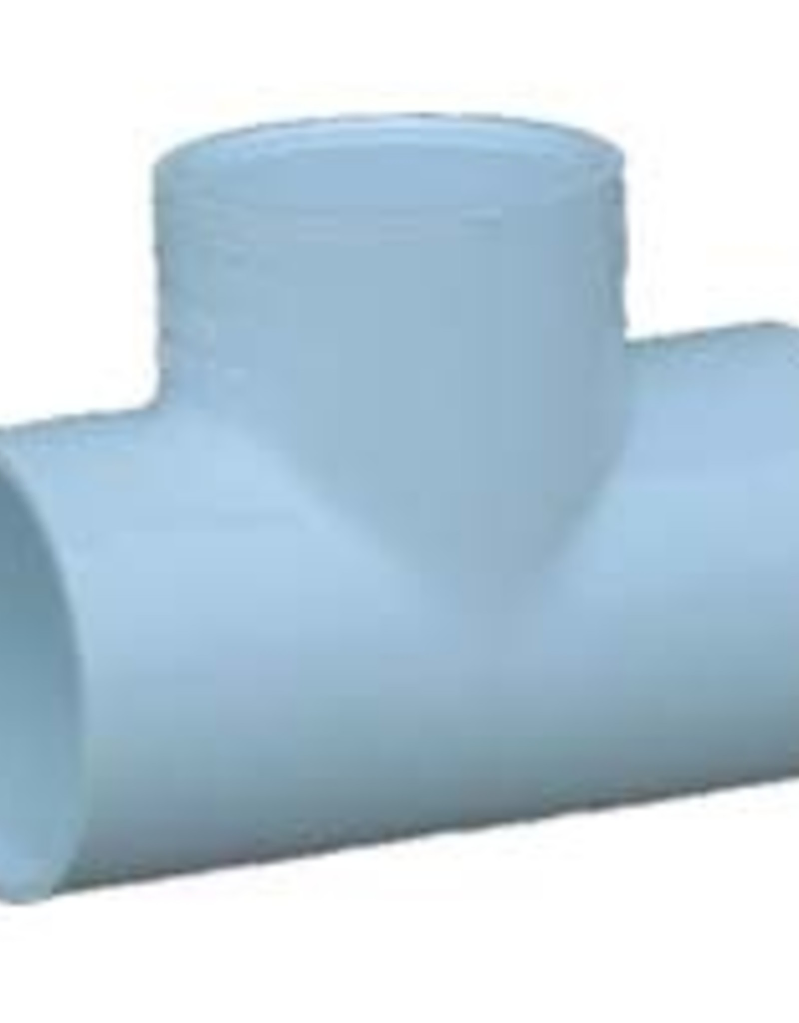 "Charlotte Pipe & Foundry PVC 1.5"" Tee Slip X Slip X Slip SCH 40"