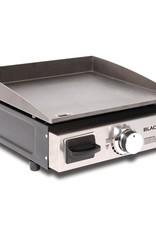 """Blackstone Blackstone 17"""" Tabletop Griddle (with Stainless Steel Front Plate) 1650"""