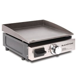 "Blackstone Blackstone 17"" Tabletop Griddle (with Stainless Steel Front Plate) 1650"