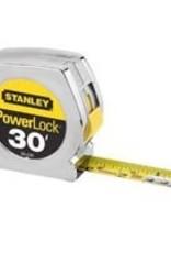 Stanley Tools Stanley  -  Powerlock Classic Tape Rule 30'