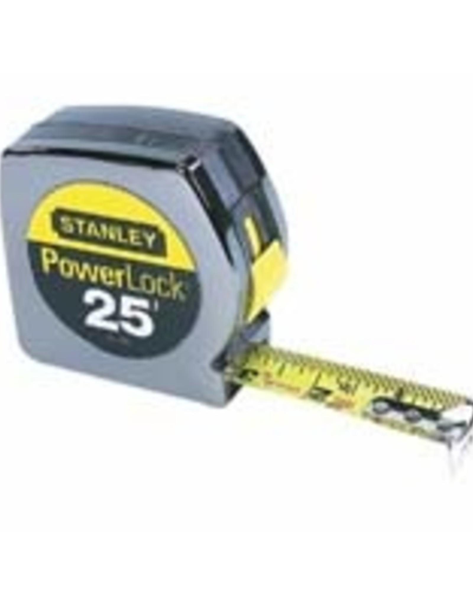 Stanley Tools Stanley  -  Powerlock Classic Tape Rule 25'