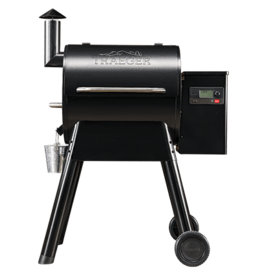 Traeger Traeger Pro 575 with WiFIRE Technology D2 Wood Pellet Freestanding Smoker Black TFB57GLE