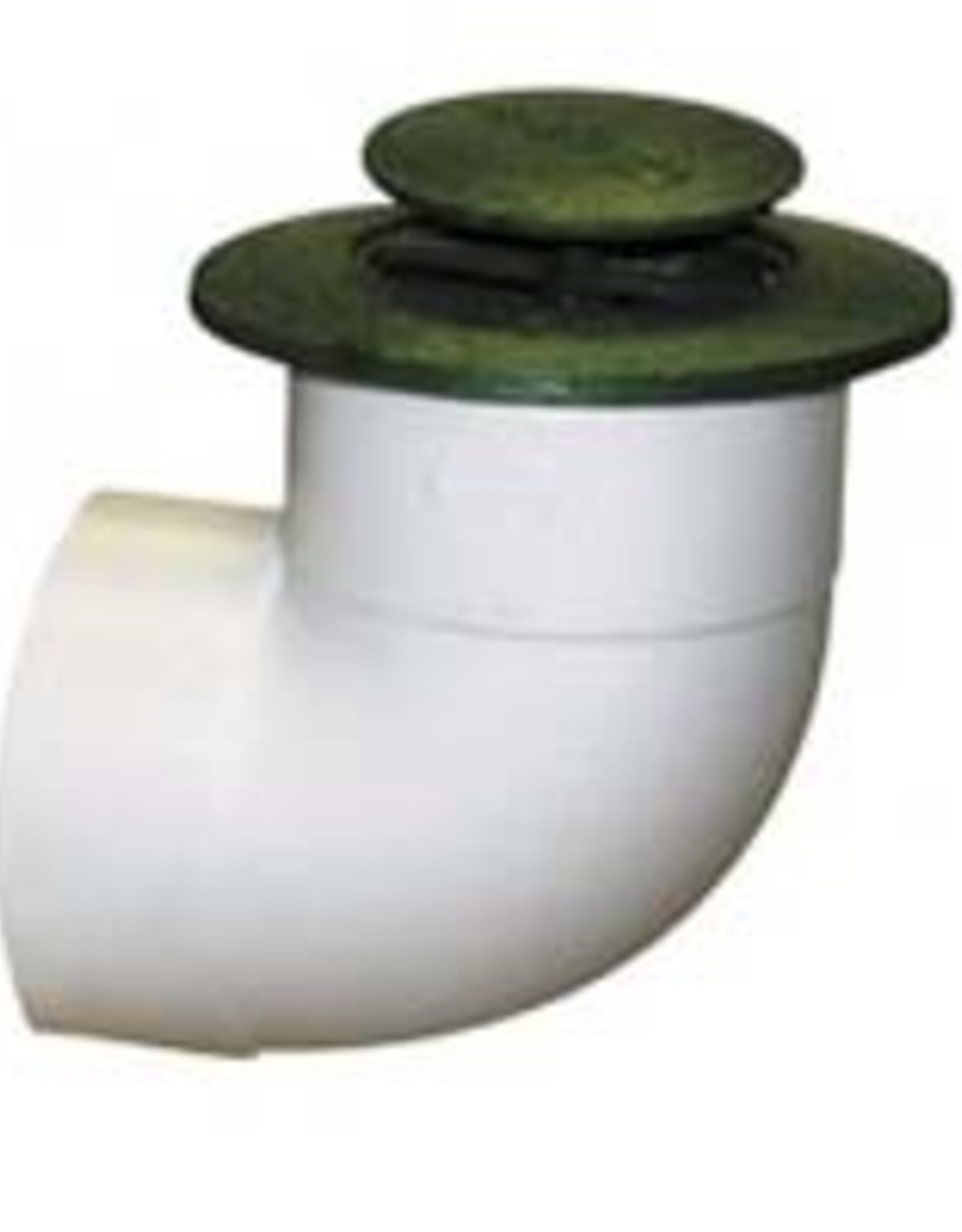"""NDS Drainage NDS 4"""" Pop Up Emitter with Elbow"""