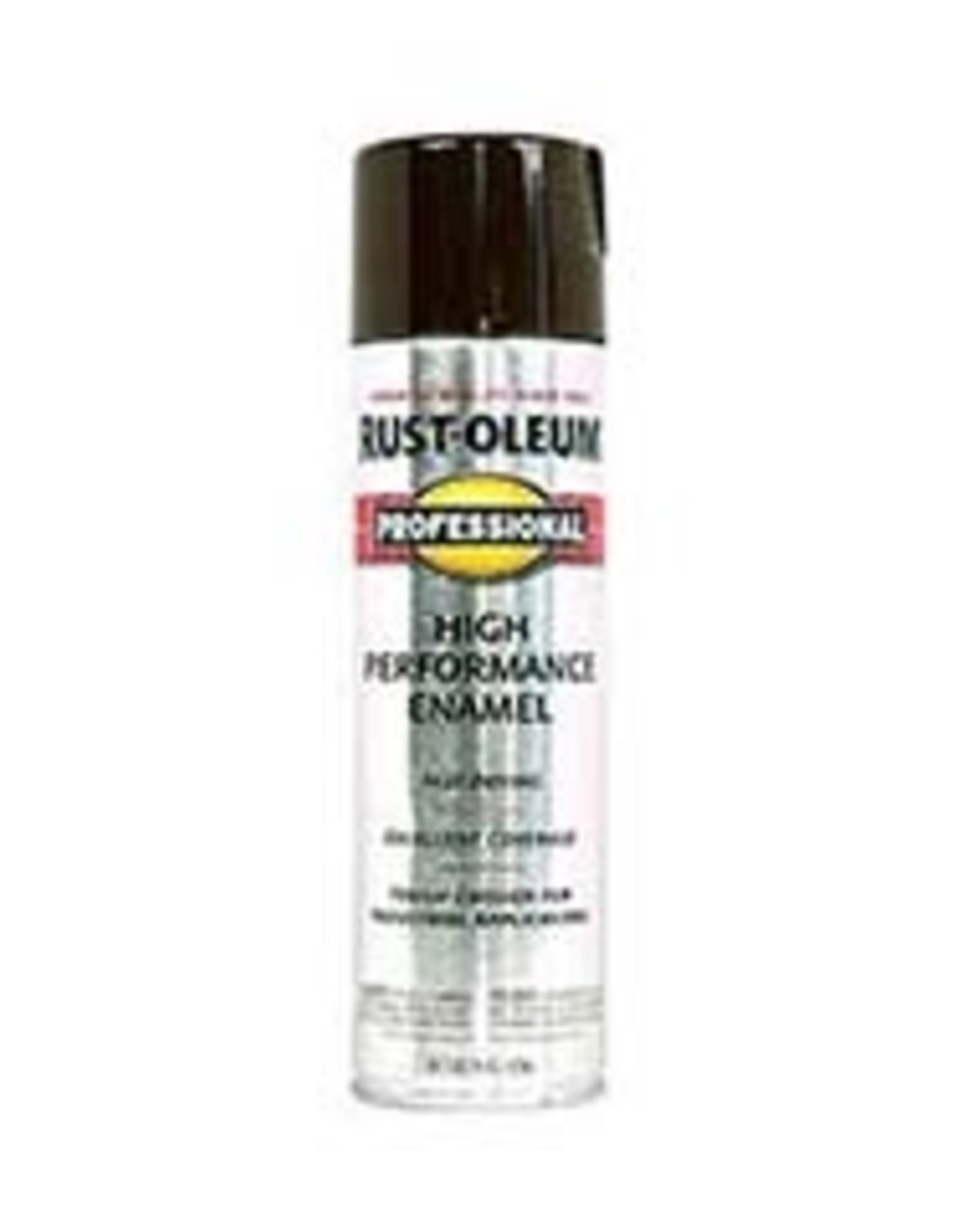 Rust-Oleum Rust-Oleum 7548 15 oz Professional Spray Paint Dark Brown