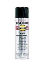 Rust-Oleum Rust-Oleum 7579 15 oz Professional Spray Paint Gloss Black
