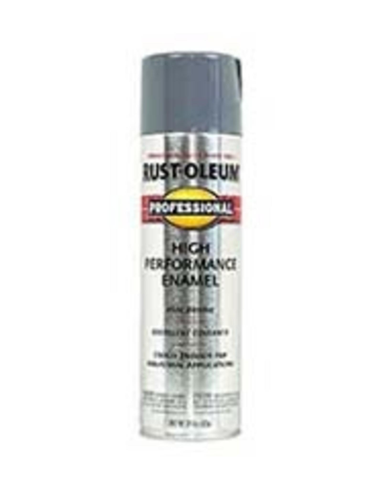 Rust-Oleum Rust-Oleum 7587 15 oz Professional Spray Paint Dark Machine Gray