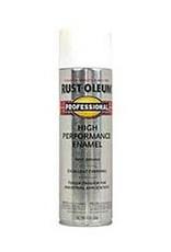 Rust-Oleum Rust-Oleum 7590 15 oz Professional Spray Paint Flat White