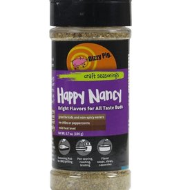 Dizzy Pig Dizzy Pig - Happy Nancy 8oz