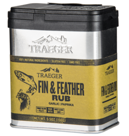 Traeger Traeger Fin & Feather Rub - SPC176