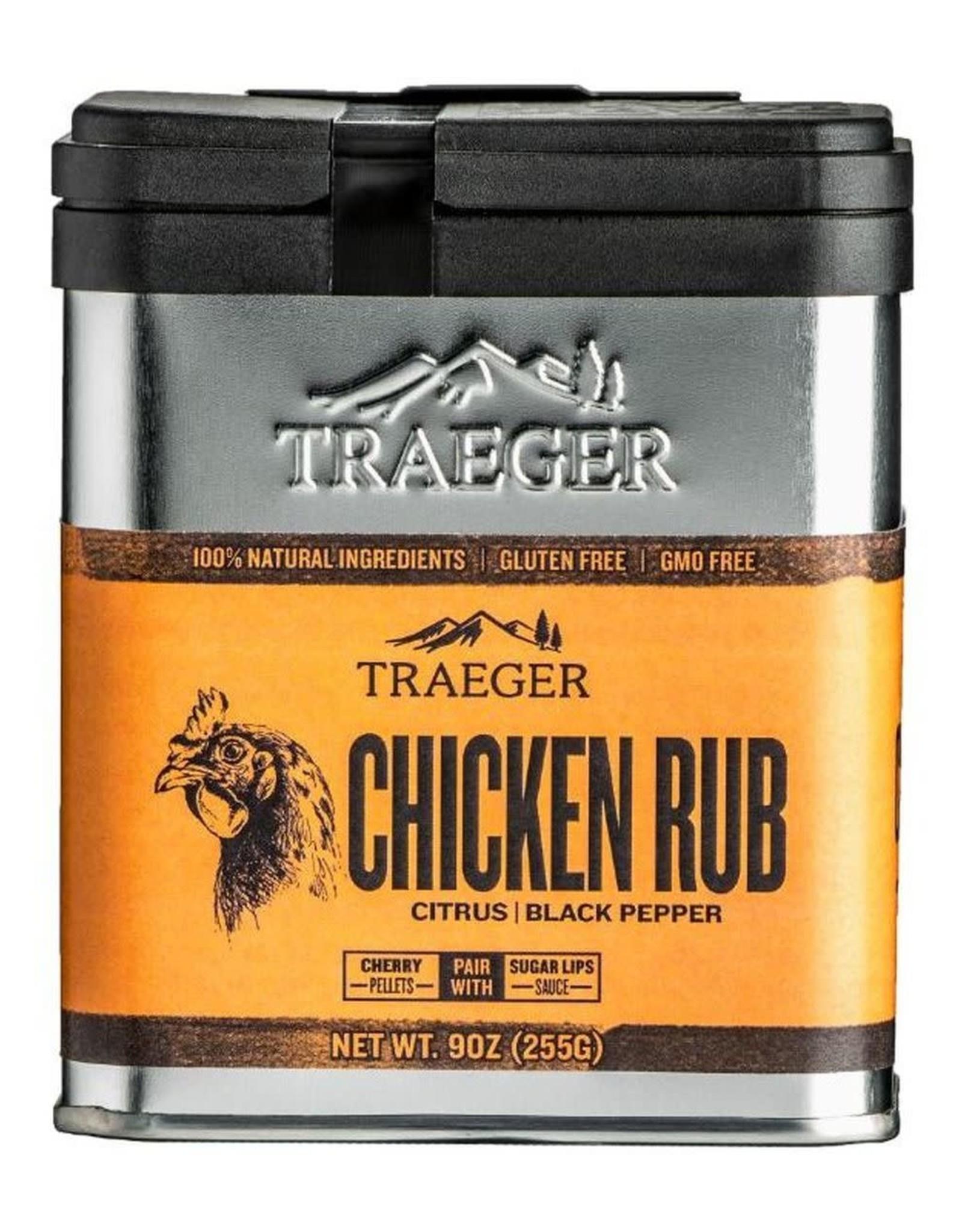 Traeger Traeger Chicken Rub - SPC170