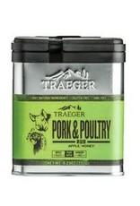 Traeger Traeger Pork & Poultry Rub - SPC171