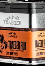 Traeger Traeger Garlic/Chili Pepper Rub - SPC174