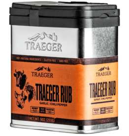Traeger Traeger Rub Garlic/Chili Pepper - SPC174