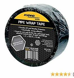 King Innovation King Innovation Pipe Wrap Tape