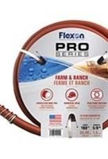 Flexon 5/8 x 100 ft Farm & Garden Hose Commercial Grade