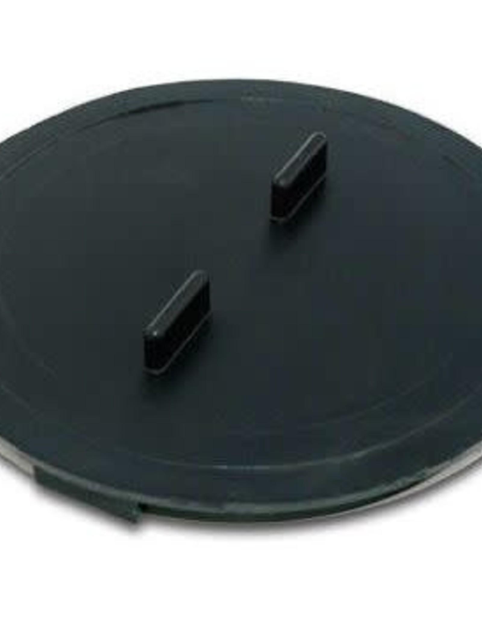"""NDS Drainage NDS 1206 6"""" Universal Plug, Black"""