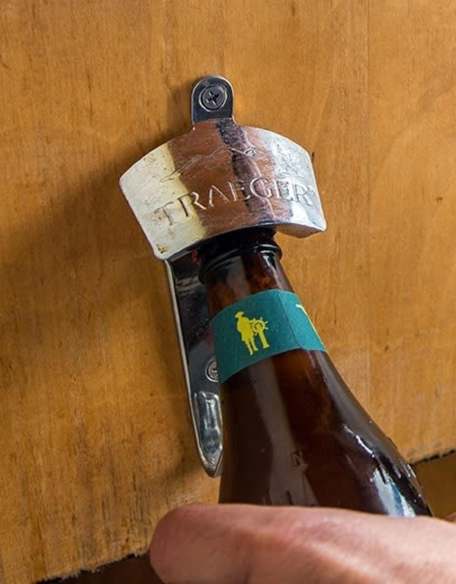 Traeger Traeger Chrome Bottle Opener - BAC369