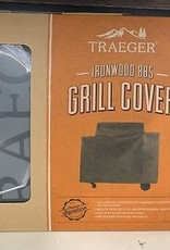 Traeger Traeger Full Length Grill Cover For Ironwood 885 - BAC513