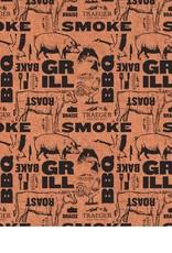 Traeger Traeger X Oren Pink BBQ Butcher Paper Roll - BAC427
