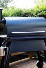 Traeger Traeger Pro 780 with WiFIRE Technology D2 Wood Pellet Freestanding Smoker Black TFB78GLE