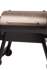 Traeger Traeger Pro Series 34 Wood Pellet Freestanding Smoker Bronze - TFB88PZB