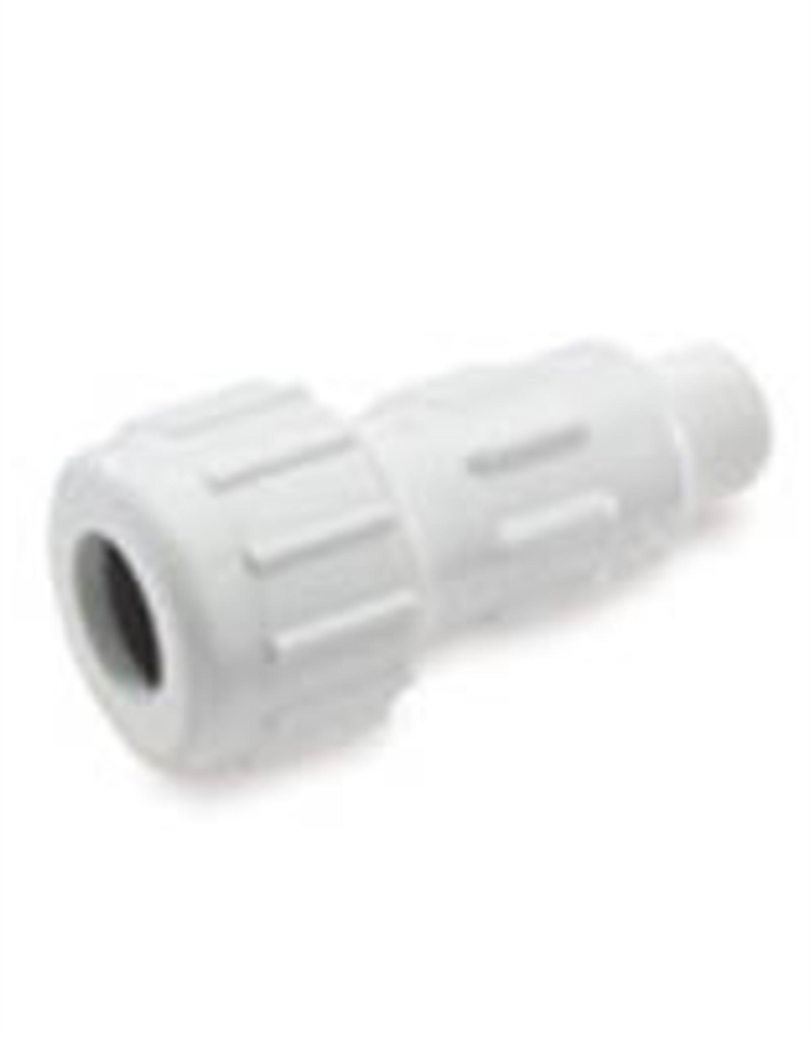 Nds PVC 3/4 Compression Repair Coupling (Compression x MIPT)