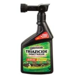 United Ind. Corp/Spectrum Spectracide Triazicide Once and Done Insect Killer RTS - 32 oz