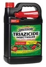 United Ind. Corp/Spectrum Spectracide Triazicide Once and Done Insect Killer RTS - 1 Gal