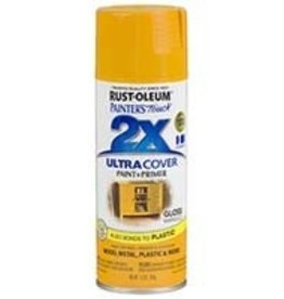 Rust-Oleum Rust-Oleum Ultra Cover 2x Gloss Spray Yellow
