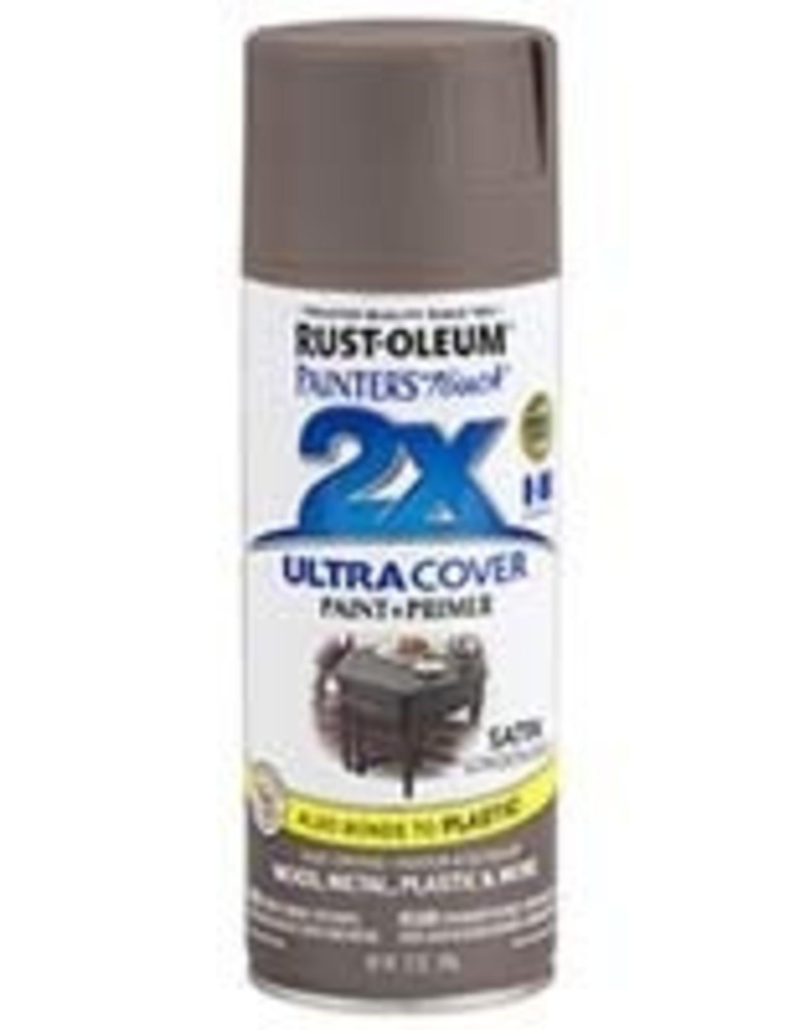 Rust-Oleum Rust-Oleum Ultra Cover 2x Satin Spray London Gray