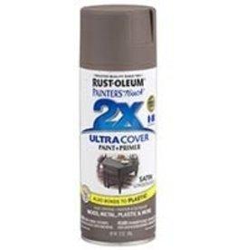 Rust-Oleum Rust-Oleum 249857 Ultra Cover 2x Satin Spray London Gray