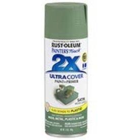 Rust-Oleum Rust-Oleum Ultra Cover 2x Satin Spray Green