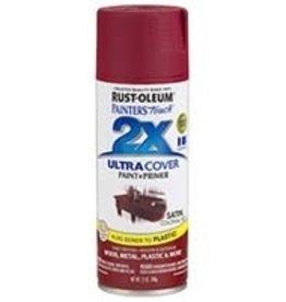 Rust-Oleum Rust-Oleum Ultra Cover 2x Satin Spray Red