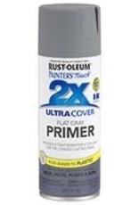 Rust-Oleum Rust-Oleum 249088 Ultra Cover 2x Spray Flat Primer Gray