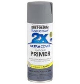 Rust-Oleum Rust-Oleum Ultra Cover 2x Flat Primer Spray Gray