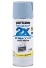 Rust-Oleum Rust-Oleum 249062 Ultra Cover 2x Satin Spray Wildflower Blue