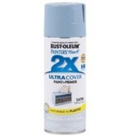 Rust-Oleum Rust-Oleum 314752 Ultra Cover 2x Satin Spray French Blue
