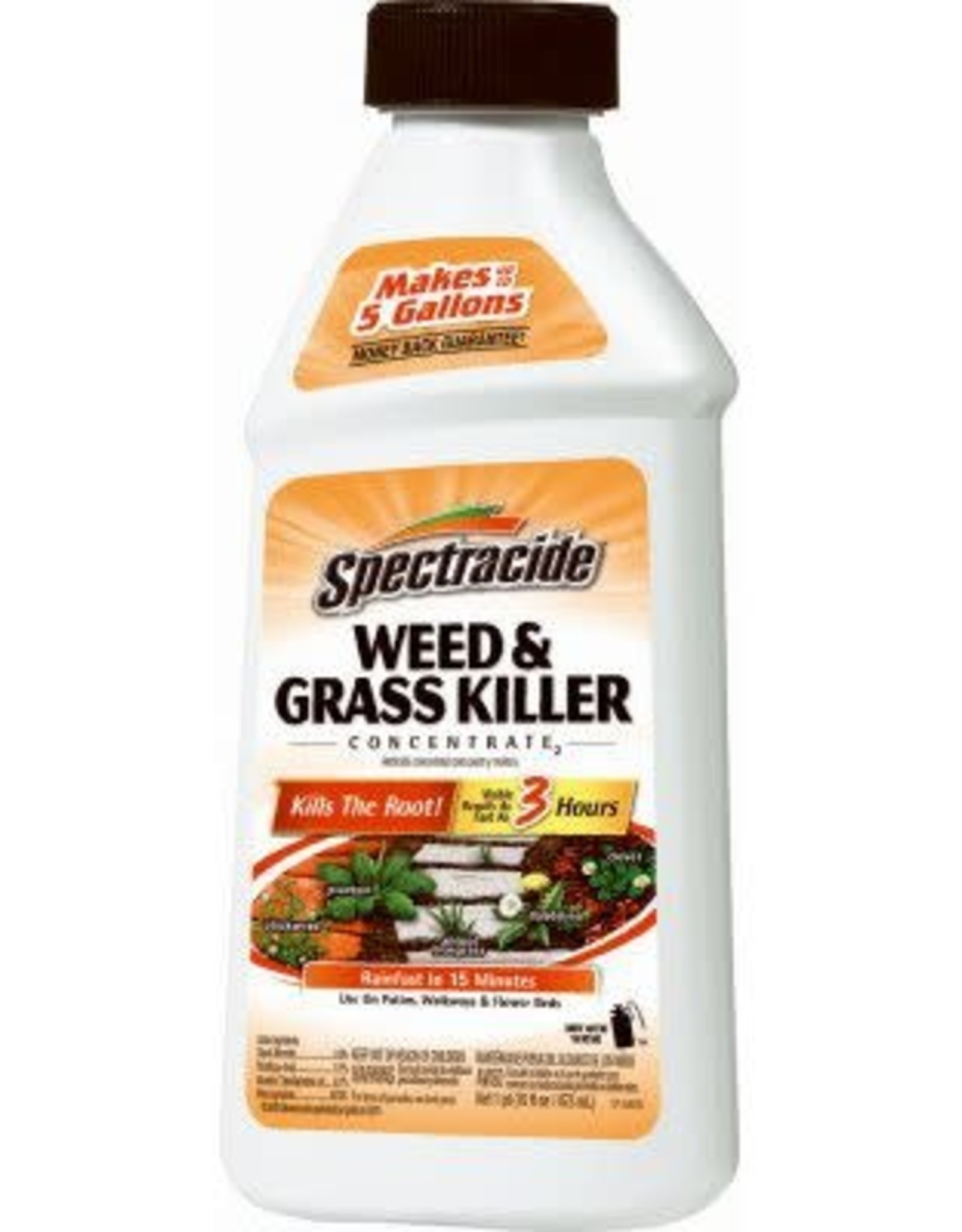 United Ind. Corp/Spectrum Spectracide Weed & Grass Killer for Lawns 1 Pint 66001