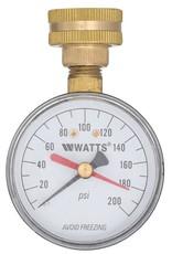 Watts Water Tech Watts Water Pressure Test Gauge