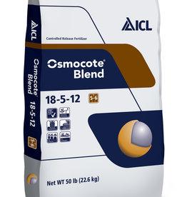 Osmocote Osmocote Blend Nursery Mix 18-5-12 -- 50 lb Bag