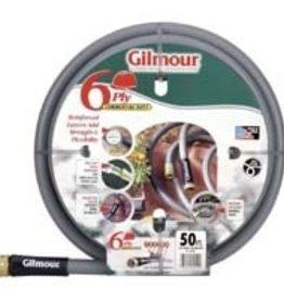 Gilmour Garden Hose Commercial Grade 50' 6 PLY