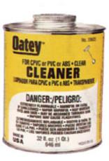 Oatey Oatey - Clear PVC Cleaner 4 oz