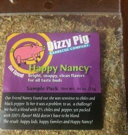 Dizzy Pig Dizzy Pig - Happy Nancy sample