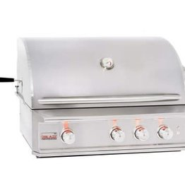 Blaze Outdoor Products Blaze 3 Burner Blaze Pro Grill NG - BLZ-3PRO-NG
