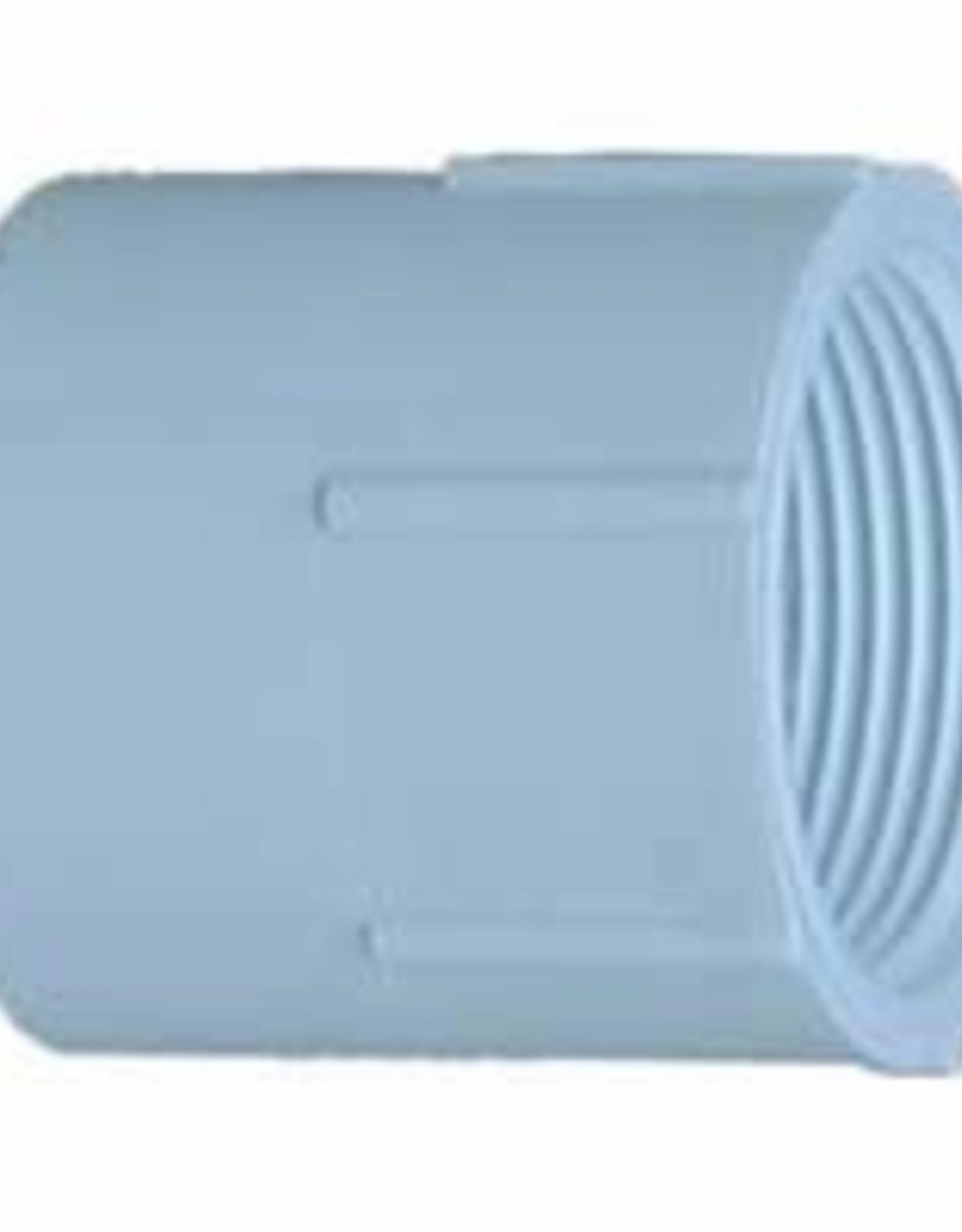 "Lasco Fittings PVC 1"" Female Adapter Slip x FPT"