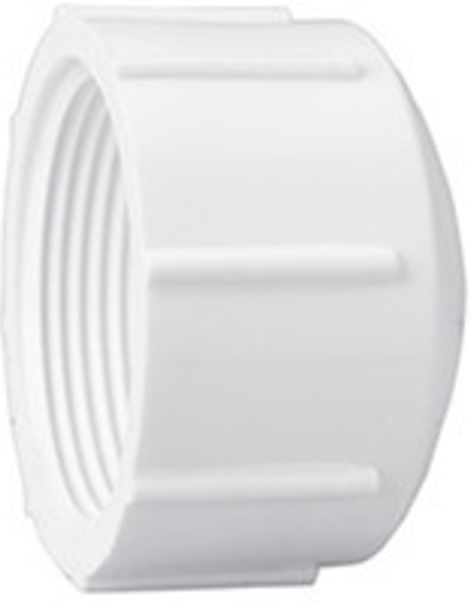 "Lasco Fittings PVC 3/4"" Threaded Cap Fitting SCH 40"