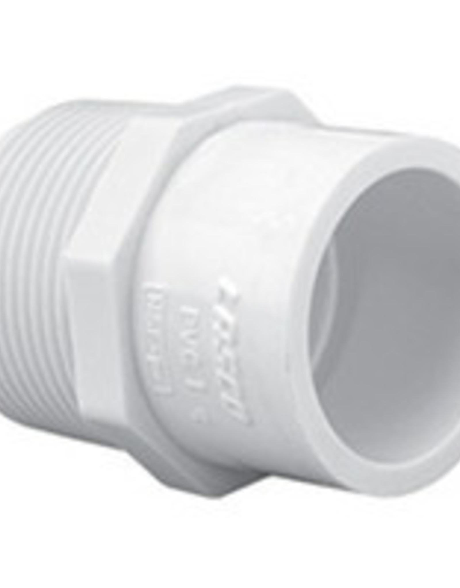 "LASCO PVC 2"" Male Adapter Slip X MPT SCH 40"