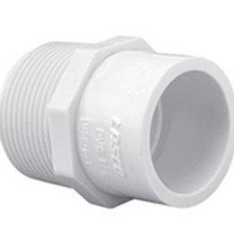 "LASCO PVC 2"" Male Adapter Slip X MPT SCH 40"